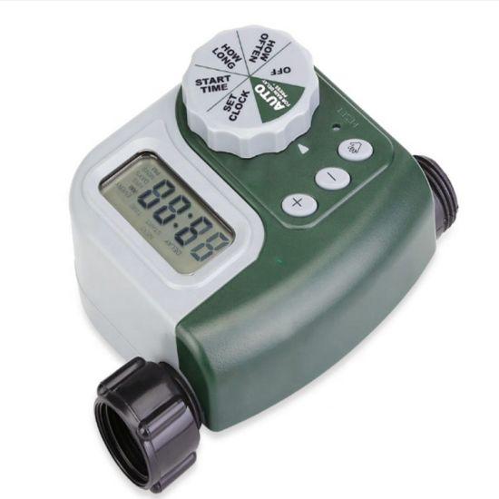 Garden Watering Irrigation System Sprinkler Control Timer