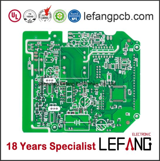 china 2 layer printed circuit board pcb for antenna device china rh lefangpcb en made in china com