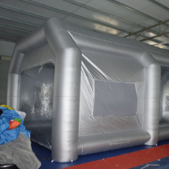 2019 New Mobile Inflatable Spray Booth/Inflatable Paint Booth pictures & photos