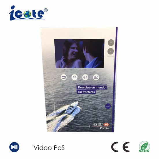 China customized screen video greeting cardlcd video brochurelcd customized screen video greeting cardlcd video brochurelcd video business card colourmoves