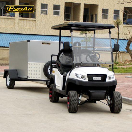 China New Model 4 Penger Electric UTV Golf Cart with Trailer ... on golf handicap, golf machine, golf buggy, golf games, golf accessories, golf cartoons, golf words, golf trolley, golf players, golf tools, golf hitting nets, golf card, golf girls,