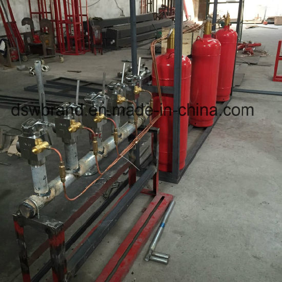 Zm-120L Hfc-227ea Fire Suppression System pictures & photos