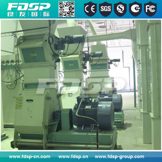 Ce Poultry Feed Hammer Rice Milling Machinery pictures & photos