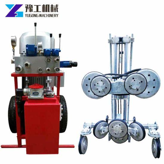 China Modern Design Stainless Steel Diamond Wire Saw Machine Used ...