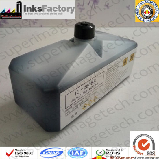 Domino Cij Inks/Domino Mc-252wt/IC-270bk/IC-280bk/IC-291bk pictures & photos