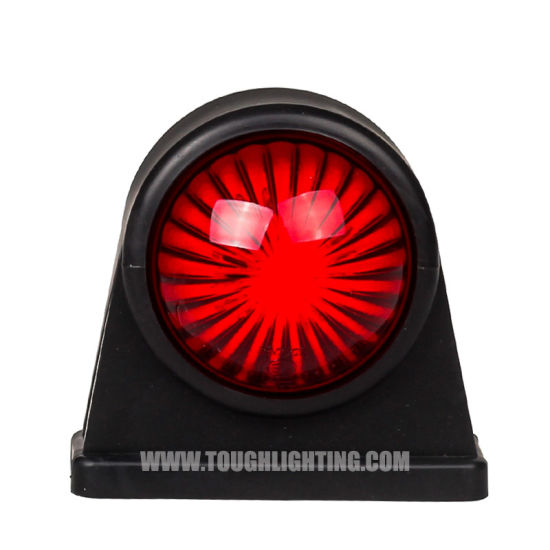 LED Truck Trailer Lights PC Rated LED Side Clearance Light