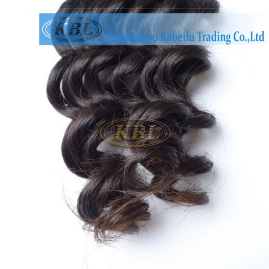 Indian Deep Wave Human Hair Product pictures & photos