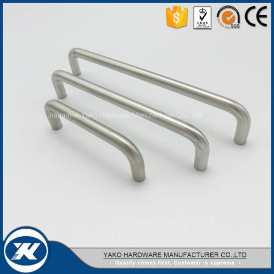 Stainless Steel Pull Kitchen Cabinet U Shape Door Handle  sc 1 st  Jiangmen Yako Hardware Manufacturer Co. Ltd. & China Stainless Steel Pull Kitchen Cabinet U Shape Door Handle ...