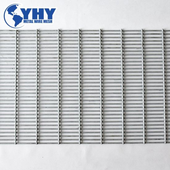 China Powder Coated High Security 358 Anti-Climb Welded Wire Mesh ...
