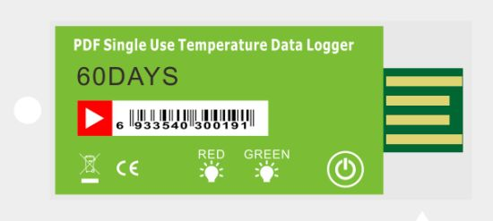 Pdf Single Use Temperature Data Logger pictures & photos