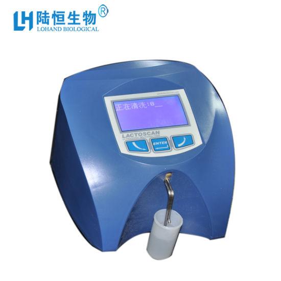 Hotsale Ultrasonic Automatic Milk Ingredients Fast Analyzer
