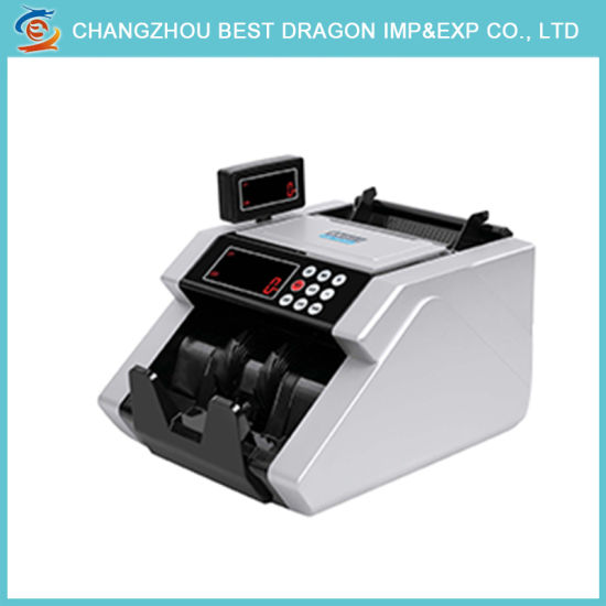 Paper Bill Counting Machine Money Counter with Counterfeit Detection