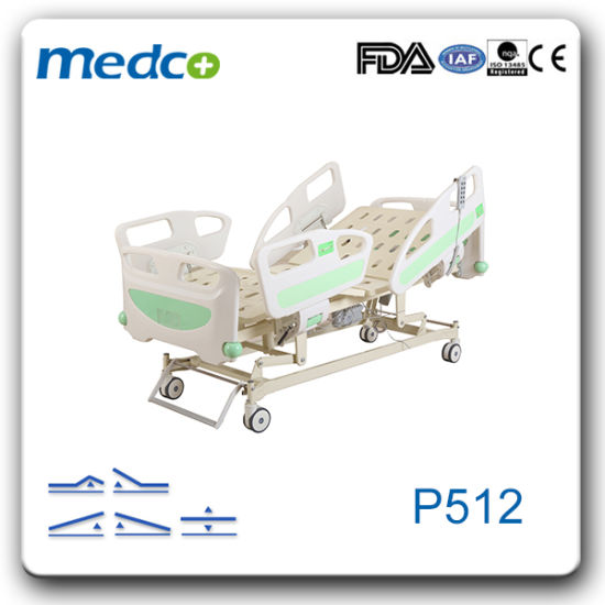 Five Functions Electric Hospital Nursing Bed