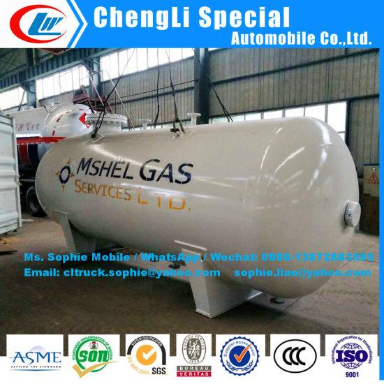 Top Safety Gas Cylinder 20cbm Liquid Ammonia Tank Propane Gas Cylinder LPG  Storage Tank Propane Gas Cylinder LPG Tank Propane LPG Gas Tank LPG Tanker