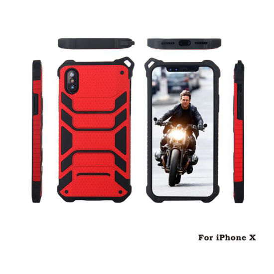 2017 Popular Spiderman Design PC&TPU Mobile Phone Cases for iPhone X