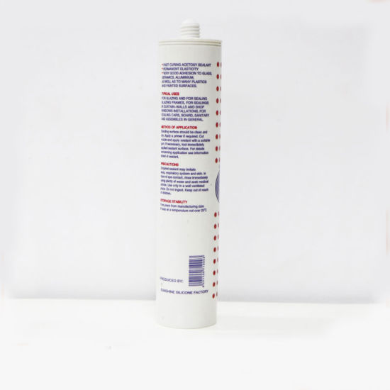 General Purpose Quality Construction Export Big Quantity Silicone Sealant pictures & photos