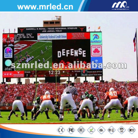 2018 Mrled Designing P16mm Sports LED Screen/Outdoor Advertising Billboard pictures & photos