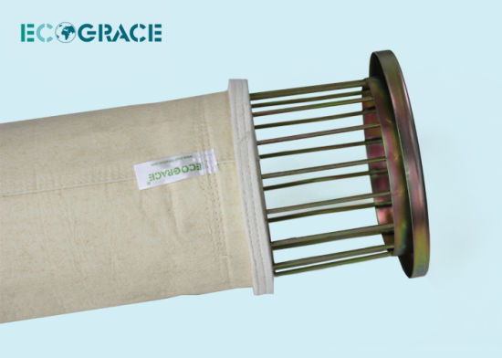 Metal Scrap Smelting Furnace Filtration System Gas Dust Air Filter Bags