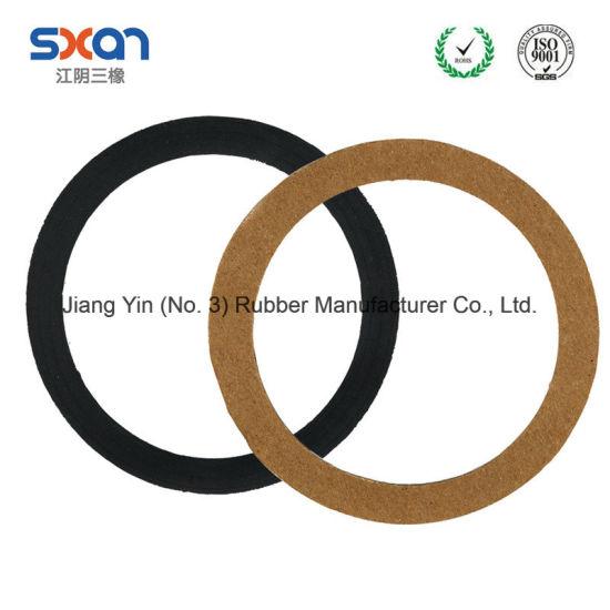 China Customized FKM Rubber Flat Ring Gasket Viton Gasket - China ...