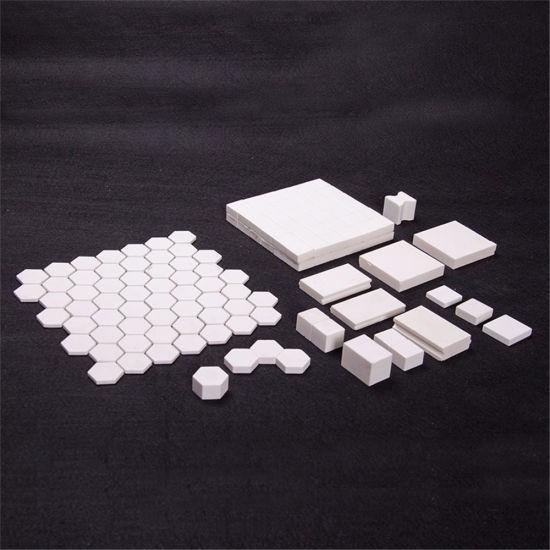 Wear Resistant Alumina Ceramic Mosaic Sheet