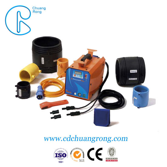 Electrofusion HDPE Pipe Fitting Welding Machine pictures & photos