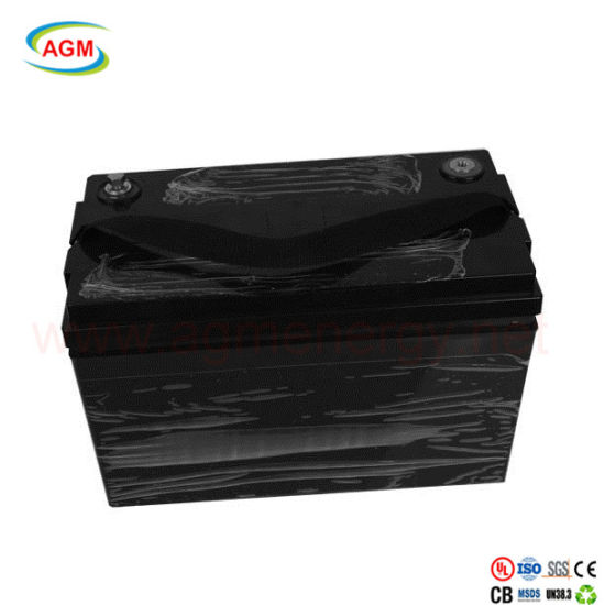 Factory OEM 12V 100ah Lead Acid LiFePO4 Battery for Household Energy Storage System pictures & photos