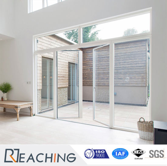 UPVC Frame Hinged Glass Doors with Double Glaze & China UPVC Frame Hinged Glass Doors with Double Glaze - China Door ...