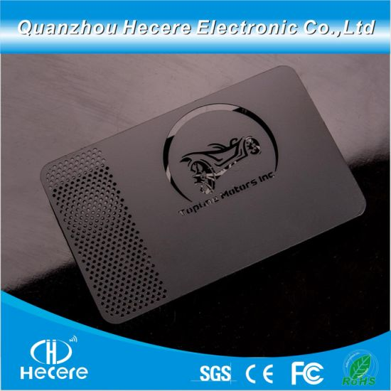China colorful printing embossed black aluminum metal business cards colorful printing embossed black aluminum metal business cards reheart Images
