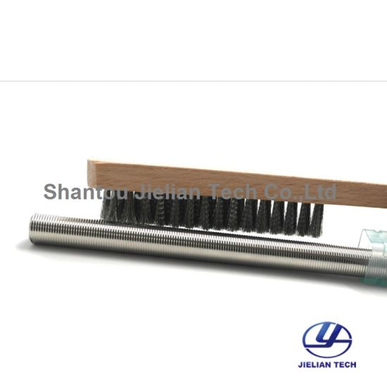 Wire Diameter 0.04mm Ceramic Anilox Roller Steel Brush pictures & photos