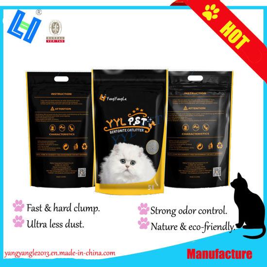 Pet Cleaning: 5L (4kg) Bentonite Cat Litter