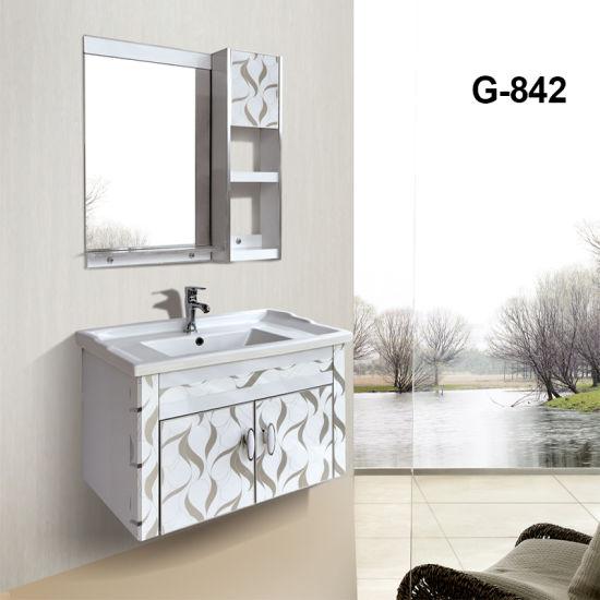 Vanity Pvc Bathroom Cabinets