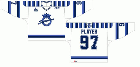 8bcf047d6bf Customized Quebec Major Jr Hockey League Chicoutimi Sagueneens Hockey Jersey