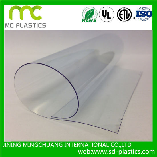 china soft sheet for covering table cover window protection