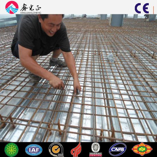 Building Material Mezzanine Bondek Flooring