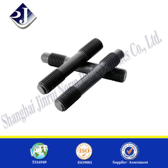 China PTFE Coating A193 B7 Stud Bolt - China A193 B7 Stud