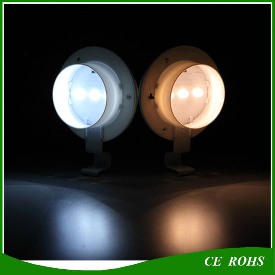 China round 3led cheap price solar fence post lamp outdoor garden round 3led cheap price solar fence post lamp outdoor garden lighting solar yard path gutter light aloadofball Images