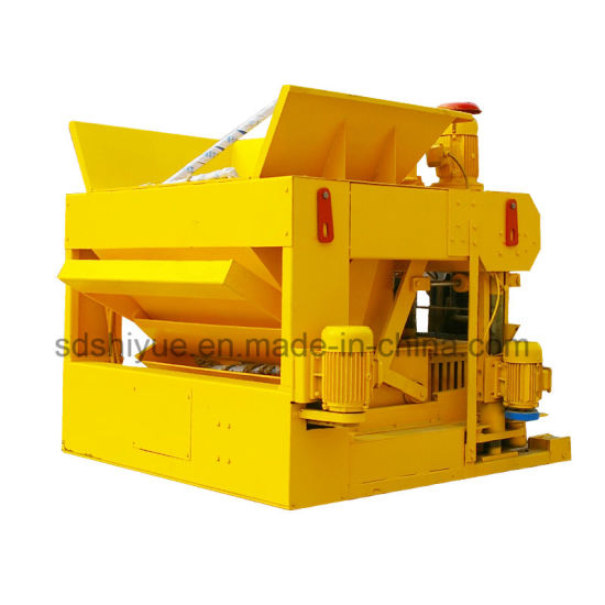 Qmy6-25 Cadona Mobile Concrete Hollow Block Machine Italy pictures & photos