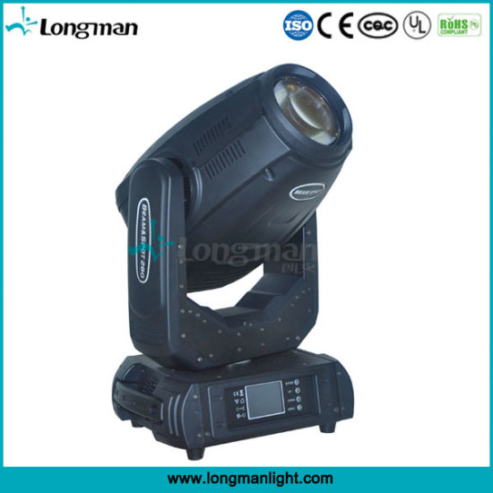 280W Beam Spot Bulb Moving Yoke Lights for Church pictures & photos