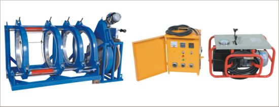 Tsd63-315 Plastic Pipeline Butt Fusion Welding Machine with High Quality pictures & photos