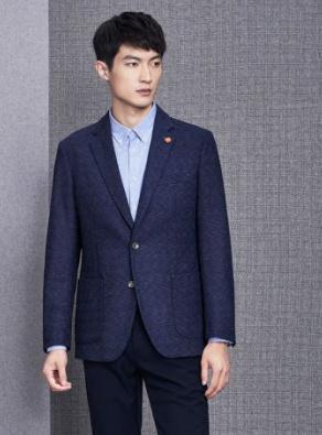 [Hot Item] Wholesale Bulk 2 Pieces Men's Trim Fit Business Formal Suits