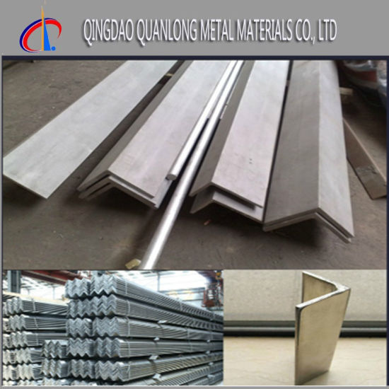 ASTM S235jr Q235 Q345 A36 Galvanized Iron Angle Prices pictures & photos