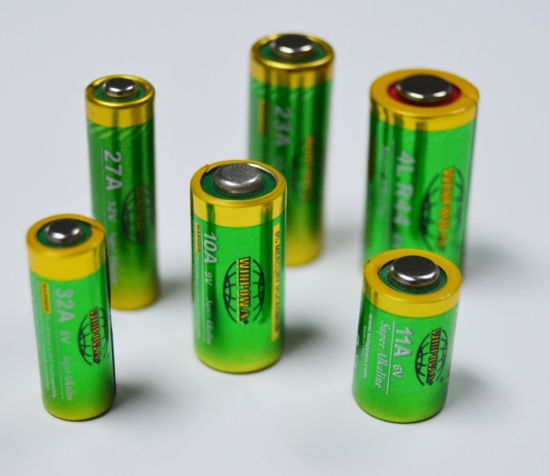 Laser Pointer 12V Alkaline Dry Alkaline Battery Pack (23A) pictures & photos