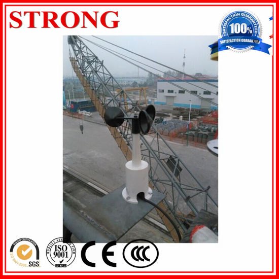 Anemometer for Tower Crane, Wireless Anemometer pictures & photos