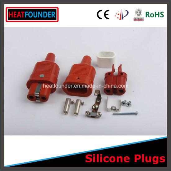 220V Industrial Electrical Ceramic Plug and Socket