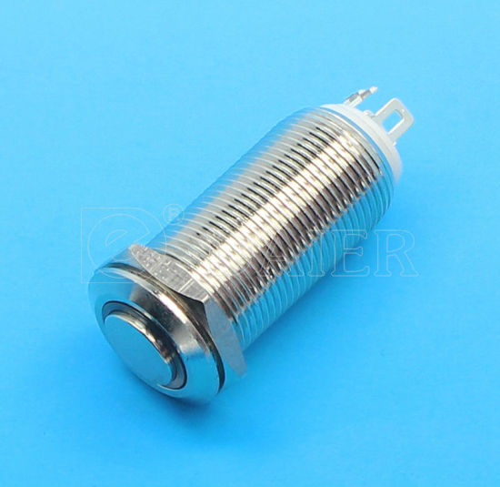 Explosion Proof Switch Latching Illuminated Push Button Switch (GQ12F-10EL) pictures & photos