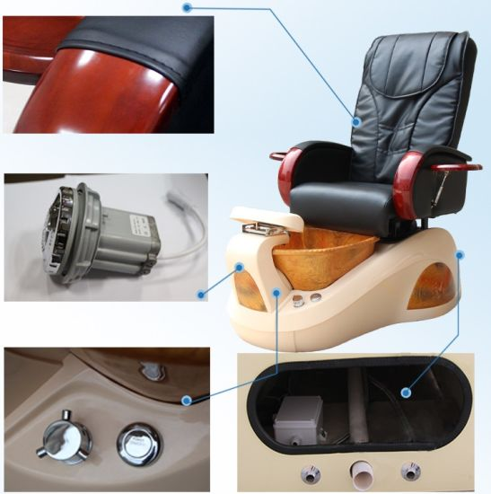 Wholesale Body Massage Design Sofa (A202-18) pictures & photos