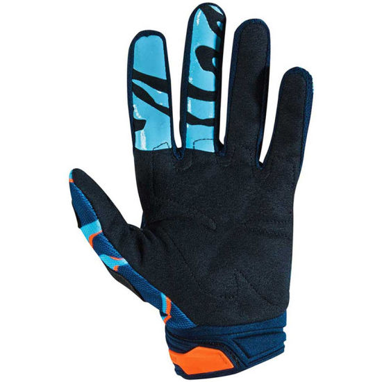 Blue Women′s Full Finger Cycling Motor Racing Glove (MAG62) pictures & photos