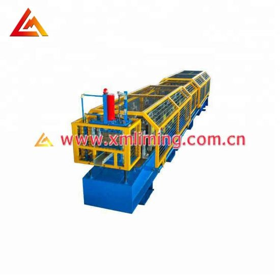 Xiamen Liming Roll Forming Machine Square Gutter Making Machine pictures & photos