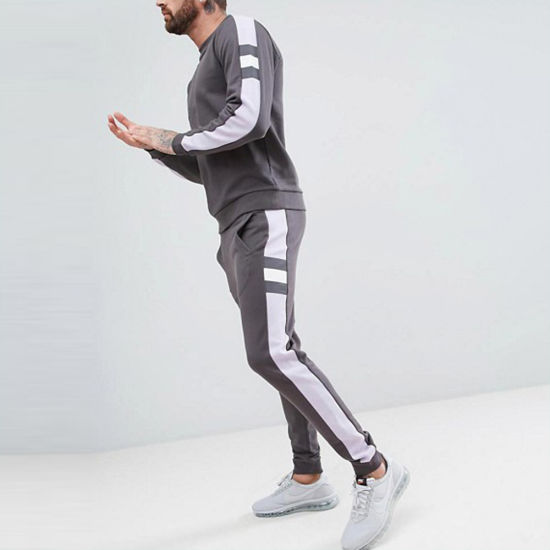 Wholesale Cotton Clothing Sports New Style Arrival Gym Jogger Men's Sweat Suits