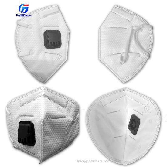 263c2e653f2 Anti Haze Anti Pollution Pm2.5 N95 Ffp1 Ffp2 Vertical Folding Nonwoven  Valved OEM Dust Mask Respirator. Get Latest Price